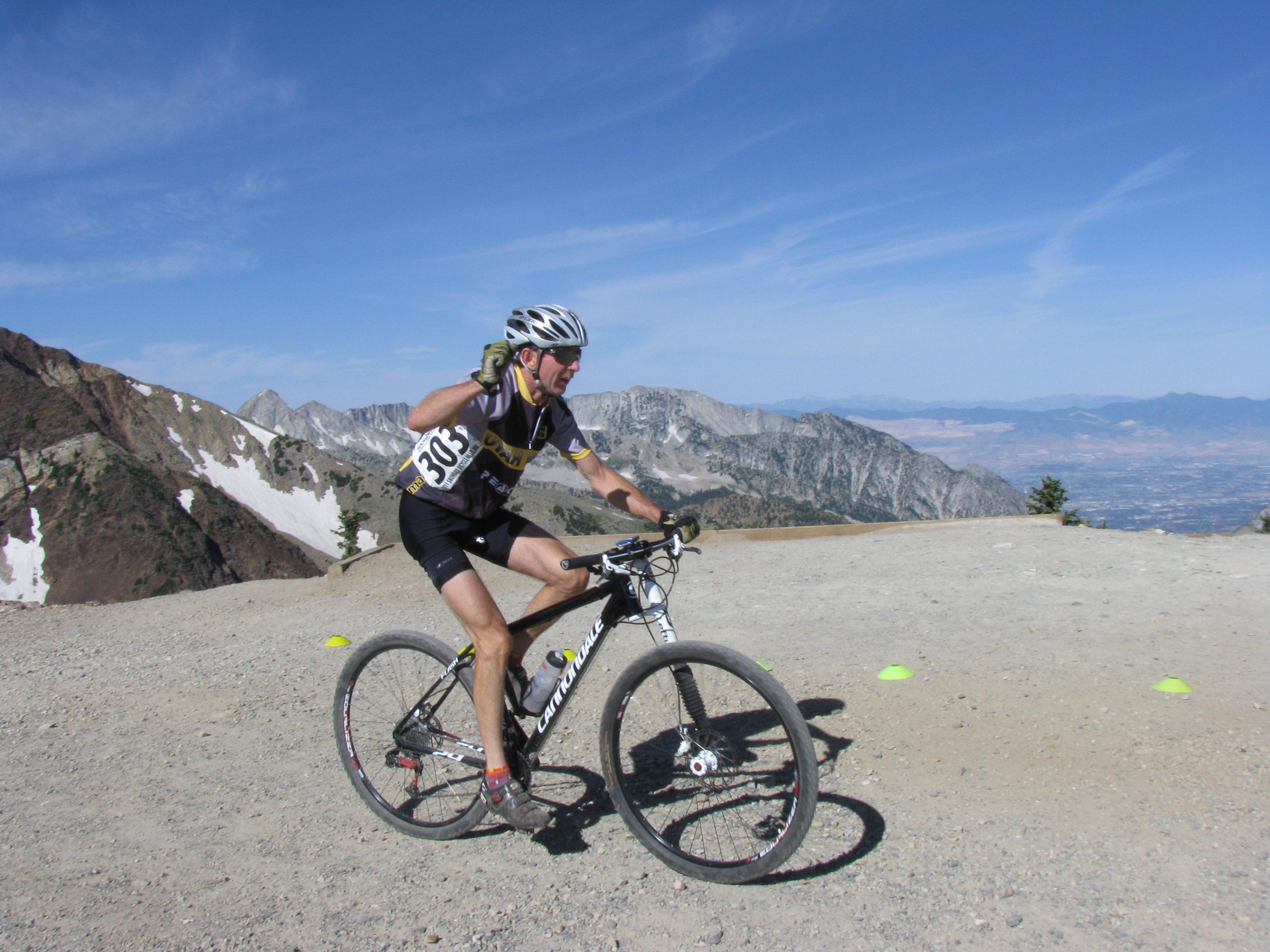 Snobrid Hill climb